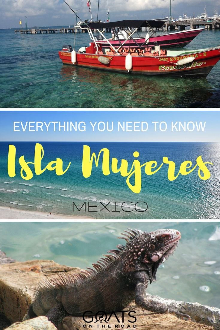 Complete Guide To Isla Mujeres Mexico   Best Mexican Islands   Cancun Travel Tips   How To Get To Isla Mujeres   Best Mexican Beaches   Where To Eat   Where To Stay   What To Do in Isla Mujeres   Playa Norte   Best Places In Mexico   Yucatan Peninsula   Quintana Roo   #mexico #islamujeres #mexicotravel #cancun #visitmexico #mexicobeaches #excitingdestinations #honeymoon #nextvacation #mexicoitinerary