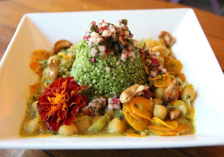 17 restaurantes veganos e vegetarianos no Rio!