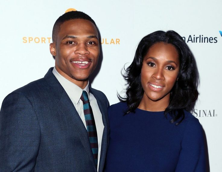 Russell Westbrook and Wife Announce They're Expecting Their First Child