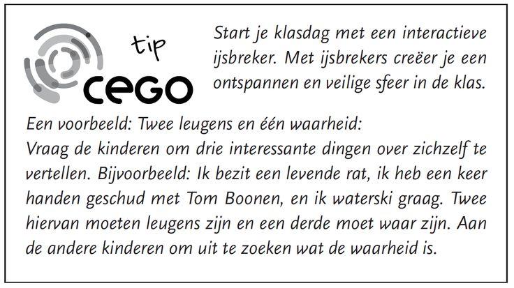 CEGO Inspirerend Onderwijs - Home
