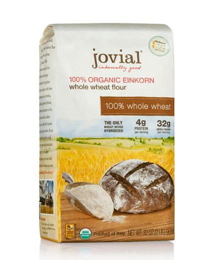 Jovial Foods Jovial Foodsmakes high quality ingredients from ancient grains and olive trees. The flavors created from these culinary elements are reminiscent of centuries gone by. Food the way it …
