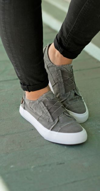 Blowfish Shoes sneaker style Marley in grey