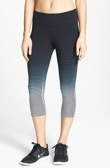 Nike 'Legend 2.0' Dri-FIT Tight Fit Training Capris available at #Nordstrom