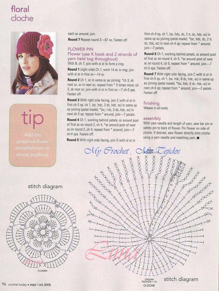 52 best tejido images on Pinterest | Beanies, Cowls and Crochet patterns