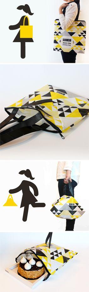 Plastic Bag for Bedussi / Giustacchini Packaging