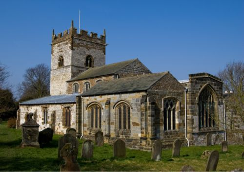 Sheriff Hutton, St Helen and the Holy Cross