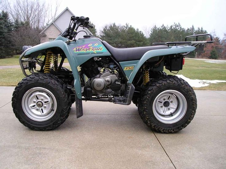 Used 1995 yamaha wolverine 350 atvs for sale in michigan yamaha used 1995 yamaha wolverine 350 atvs for sale in michigan yamaha wolverine 350 1995 pinterest yamaha wolverine atvs and atv fandeluxe Images