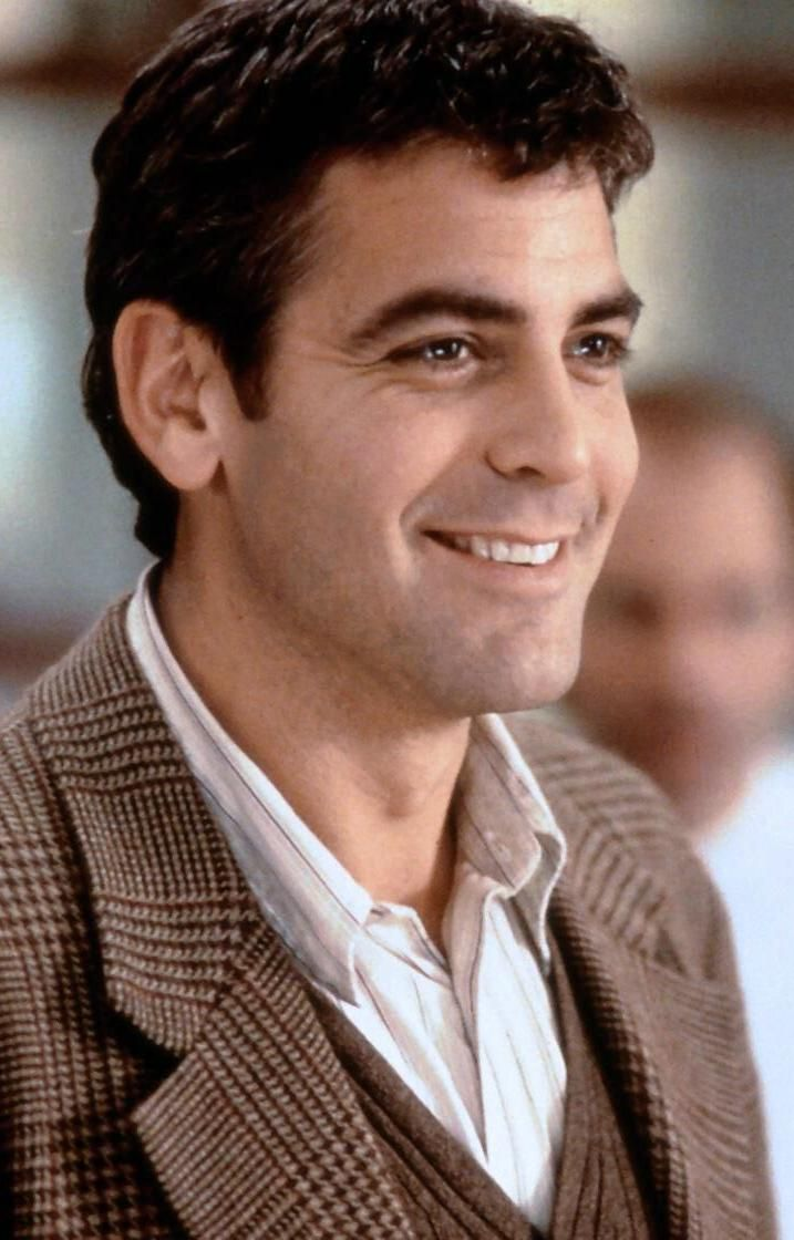"George Clooney as Wes Galloway--""Honeysuckle for Honey"""
