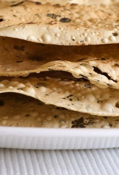 Pane Carasau | Flat Bread, Sardegna