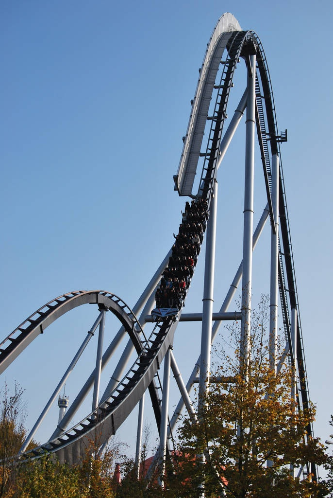 Silver Star at Europa Park - PARKSCOUT