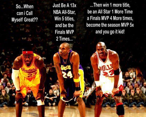 How do you become the greatest? #NBA #basketball