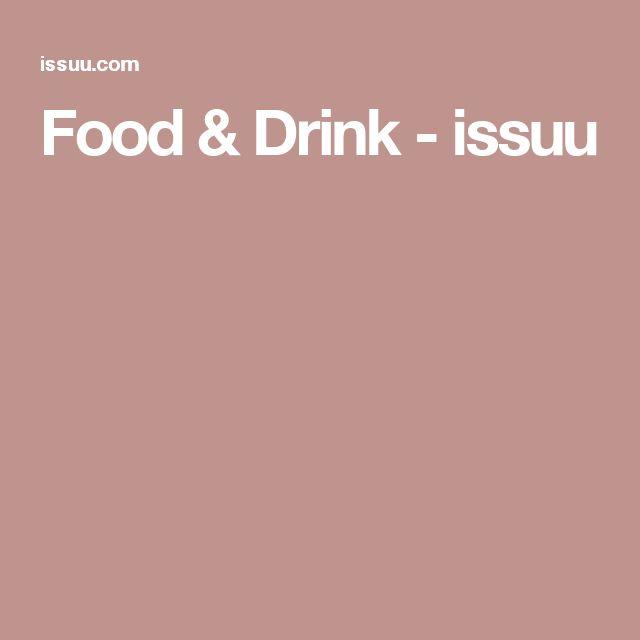 Food & Drink - issuu