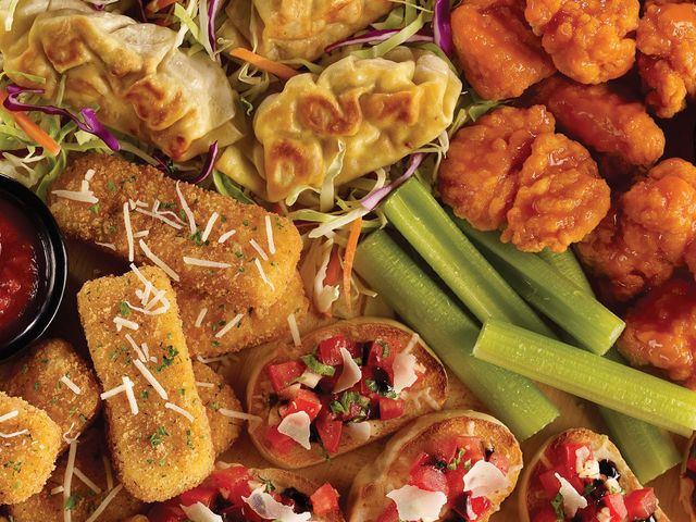 Get ready to stuff your face: TGI Friday's offers $10 all-you-can-eat appetizers