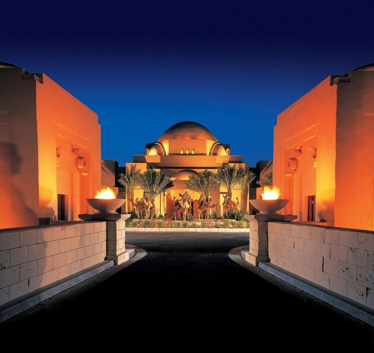 Ein Traum aus 1001 Nacht: One & Only Royal Mirage - The Palace.