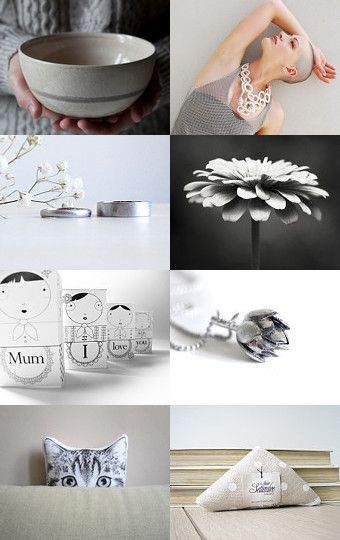 White is Always Right by Silvia Marzucchi on Etsy--Pinned with TreasuryPin.com