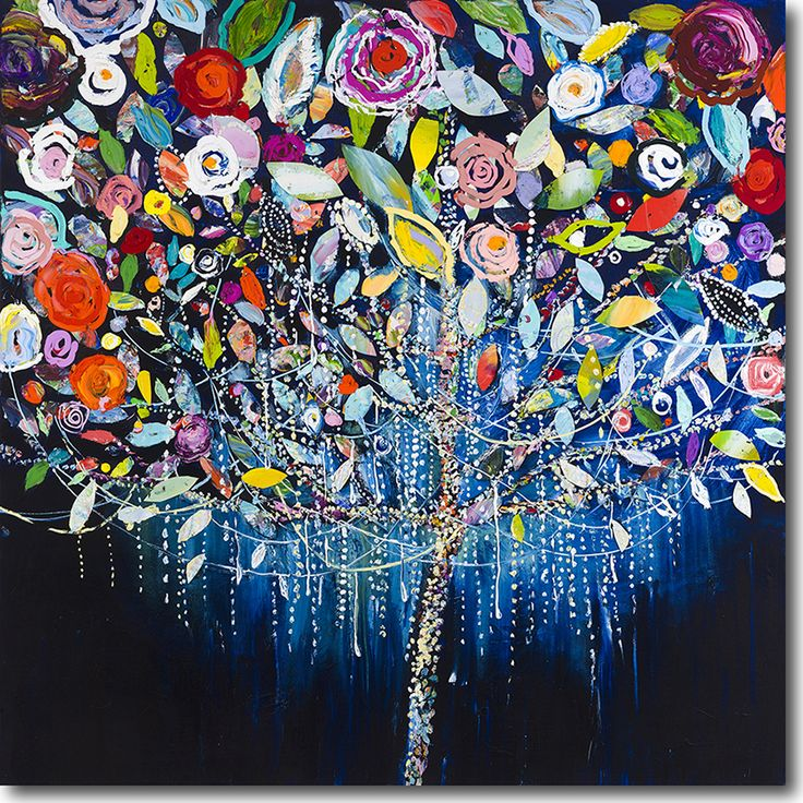 """Tree of Lights""  Starla Michelle"