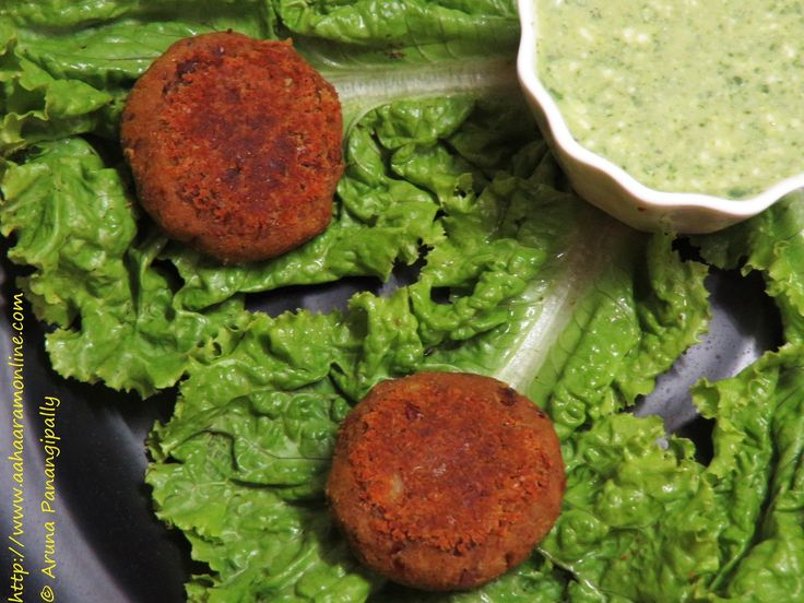Vegetarian Galouti Kebab with Soya and Rajma