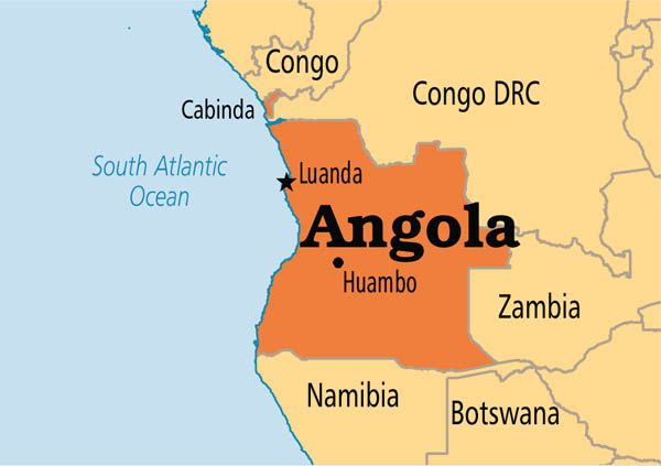 Claiming that Islam was a sect, the African nation of Angola becomes the first country to ban Islam, Muslims and has shut down the mosques in the country... DEC 12 2015