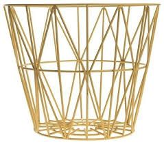 Wire Basket in Children's Room by Ferm Living