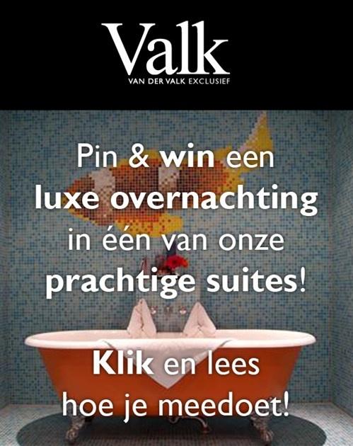 #Win Your Suitest #Dreams - Van Der Valk #hotel #win #actie - Actie-afbeelding