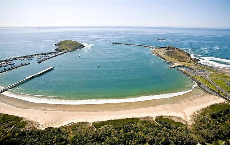 Coffs Harbour view. Photo: Supplied