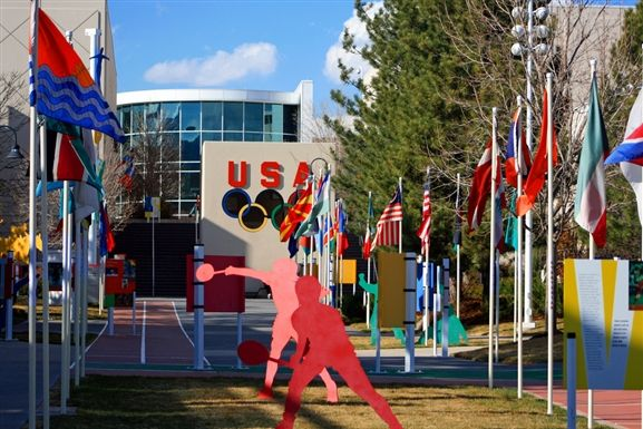 U.S. Olympic Training Center. (Located in Colorado Springs, CO.) Free tours offered Monday-Saturday.