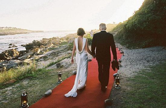 Grootbos Nature Reserve is no doubt one of the most exclusive beach wedding venues you can find in South Africa. http://www.cape-town-guide.com/beach-wedding-venues-cape-town.html