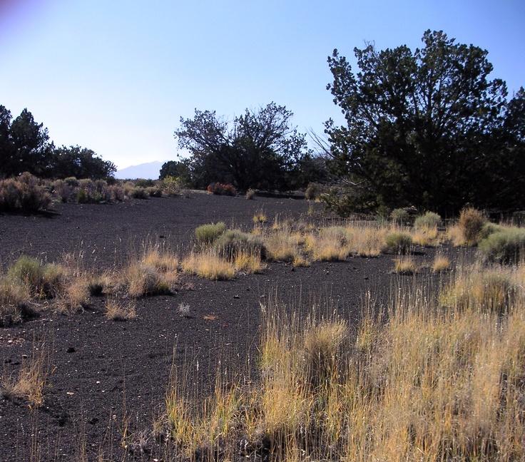 Arizona: sunset crater