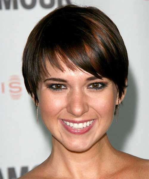 Short Straight Hairstyles Fair 40 Best Short Straight Haircuts Images On Pinterest  Short