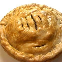"""Meat Pie (Tourtiere) 