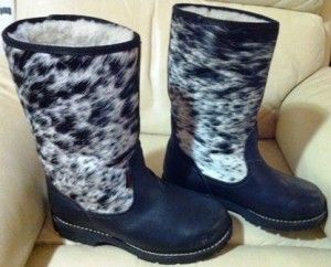 Nguni Boots - all I want for Christmas - thank you Dad! http://www.kensmyth.com/