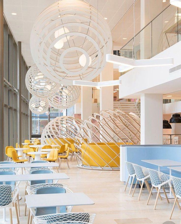 Being a commercial interior design firm means that we ...