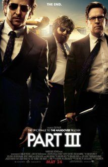 The Hangover Part III (2013) Bradley Cooper, Ed Helms, Zach Galifianakis. When one of their own is kidnapped by an angry gangster, the Wolf Pack must track down Mr. Chow, who has escaped from prison and is on the lam. 24/05/13