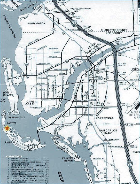 Map Of Sanibel Island Florida.Sanibel Island Travel Pinterest Sanibel Island Captiva Island