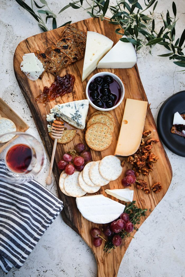 Build the perfect cheeseboard with these creative ideas.