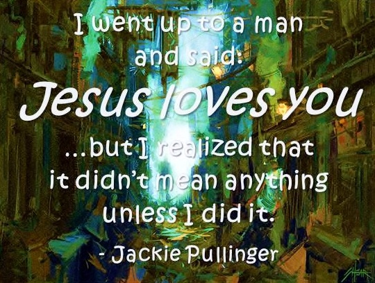 Learn more about Jackie Pullinger from: http://www ...