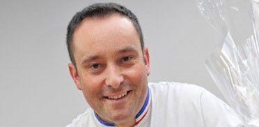 Bruno Montcoudiol pâtissier Meilleur Ouvrier de France à Monistrol-sur-Loire