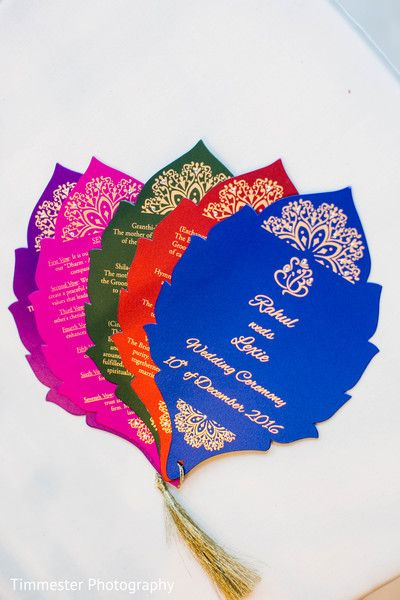 Indian wedding ceremony details