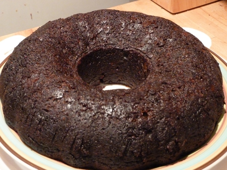 Jamaican Black Cake - the most alcoholic cake I've ever baked