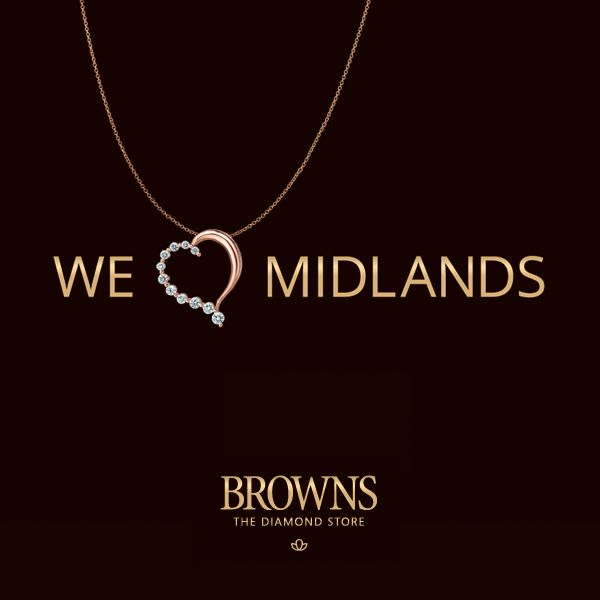 The doors are now open at our brand new store in Midlands Mall. Step in and experience the most beautiful diamonds in the world!  www.brownsjewellers.com
