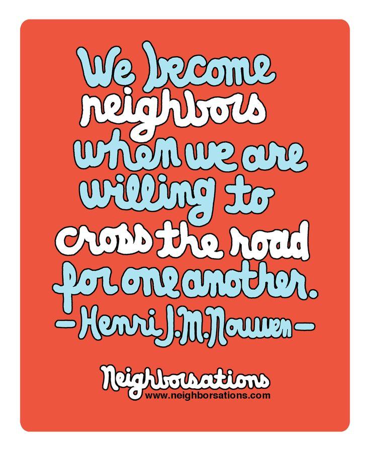 Neighborsations (neighborsations) on Pinterest