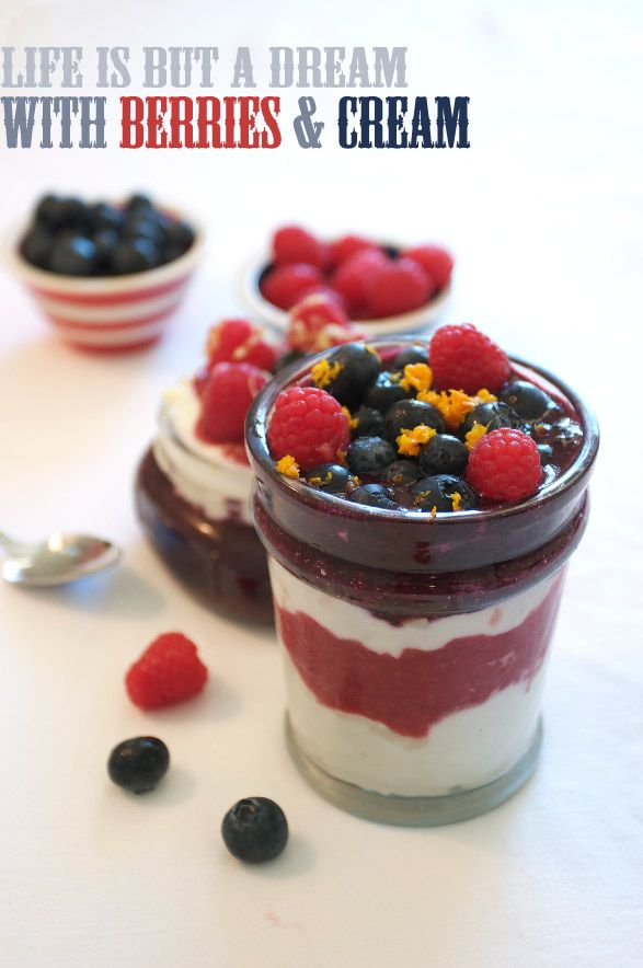 healthy fruit and yogurt parfait recipes mulberry fruit