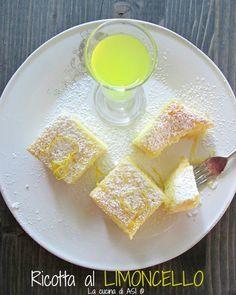 RICOTTA limoncello Blog La cucina di ASI