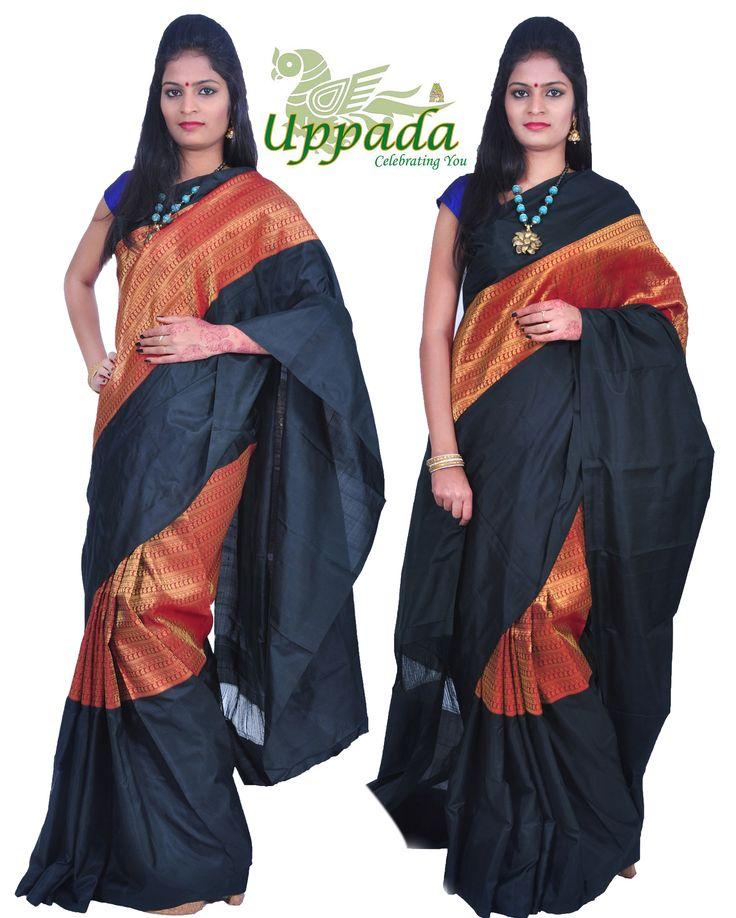 Code:k0060 Price: -12000/-  New Arrivals Arrived kanchipuram Sarees with New Design. These Saree Gives You a Traditional Look of South India. This Saree Worn at Wedding, Parties, Festivals, Functions. For More Info Click on www.uppada.com   Deals in Uppada sarees, Paithani sarees, Banarasi sarees, Venkatagiri Sarees, Gadwal Sarees, Khadi sarees, Ikat sarees, Kanchipuram Sarees, Poly Silk Sarees, Dupattas, Stoles etc. For more info: - uppada.com or call us at 040 64640303, 9441905005.