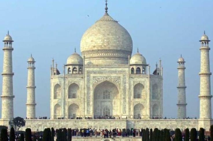 Taj Mahal – Un monument construit din iubire