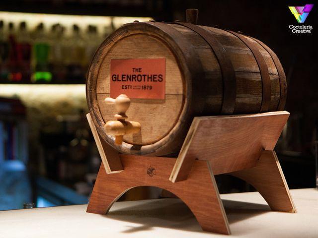 Atención bartenders de España: puedes ser parte del proyecto innovador que desde hace dos años ha lanzado The Glenrothes. La marca de whisky continúa investigando en el añejamiento de cócteles en barrica y esta vez te da la oportunidad de que te sumes al proyecto. ¿Quieres ser el próximo heredero? Conoce toda la información y las bases aquí: http://bit.ly/1kpRLs1