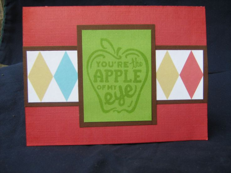 Gift card holder Featuring Be Bop Diamond Blast Paper and CTMH You've Got a Friend stamp set. Inside of card has 5cm pocket to hold gift cards