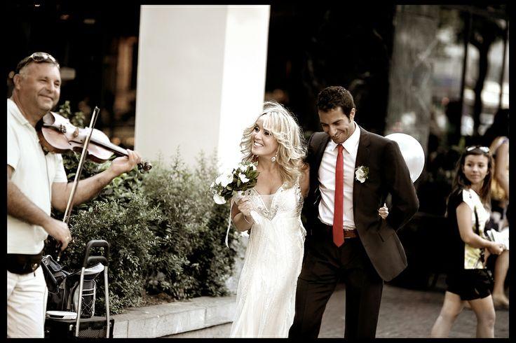 καθολικός γάμος στην Αθήνα