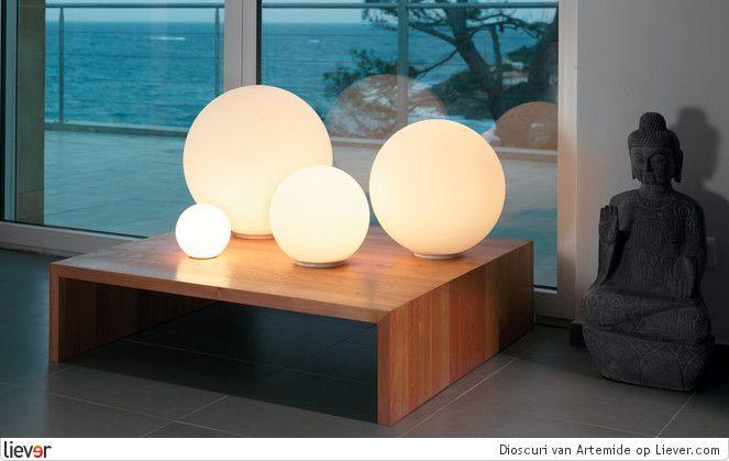 Artemide Dioscuri - Artemide verlichting & lampen - foto's & verkoopadressen op Liever interieur