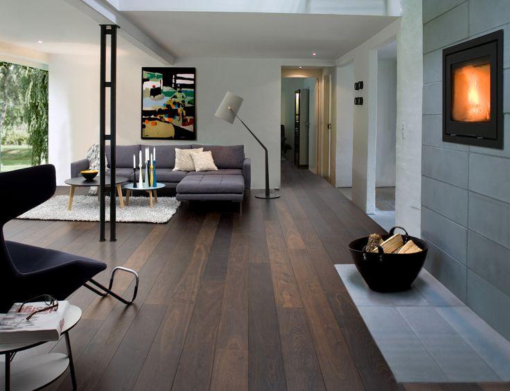 Dark Floor Living Room hardwood floors living room | home design ideas